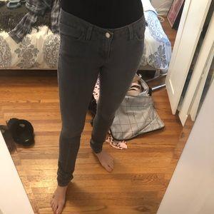 Cello grey skinny jeans